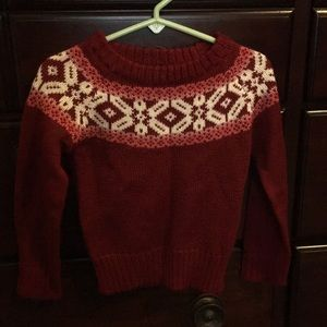 Christmas / winter sweater
